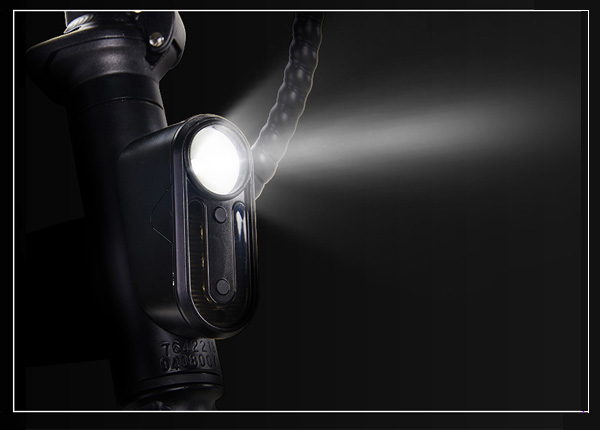 Enoeco A4 lighting